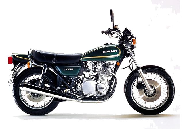 KZ1000A1/A2/Z750D1