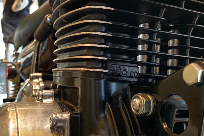 Z1エンジン