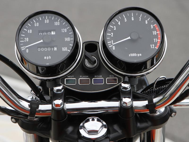 Z1スピードメーター