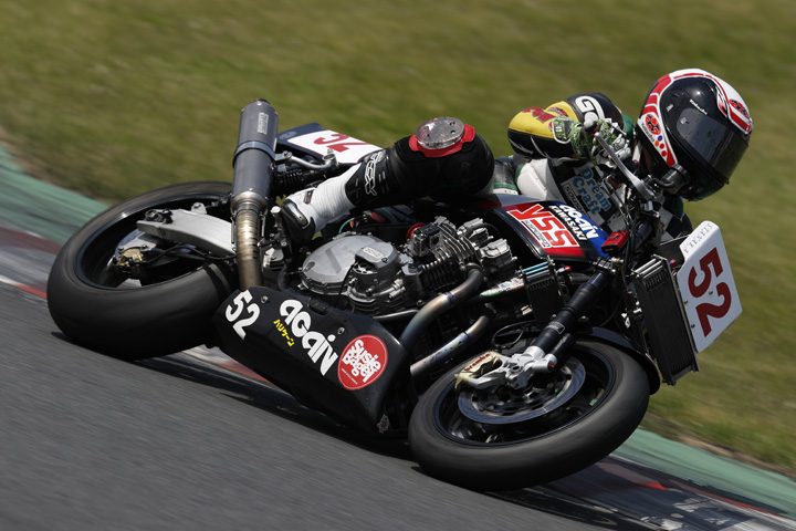 YSS & AGAIN racingclubのメイン写真