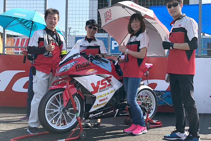 YSSレーシングx MGRレーシングサービスのメイン写真
